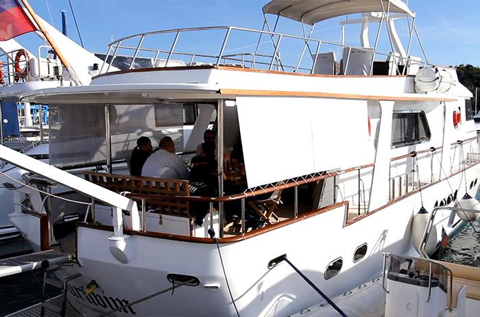 Surubim Yacht predstavitev