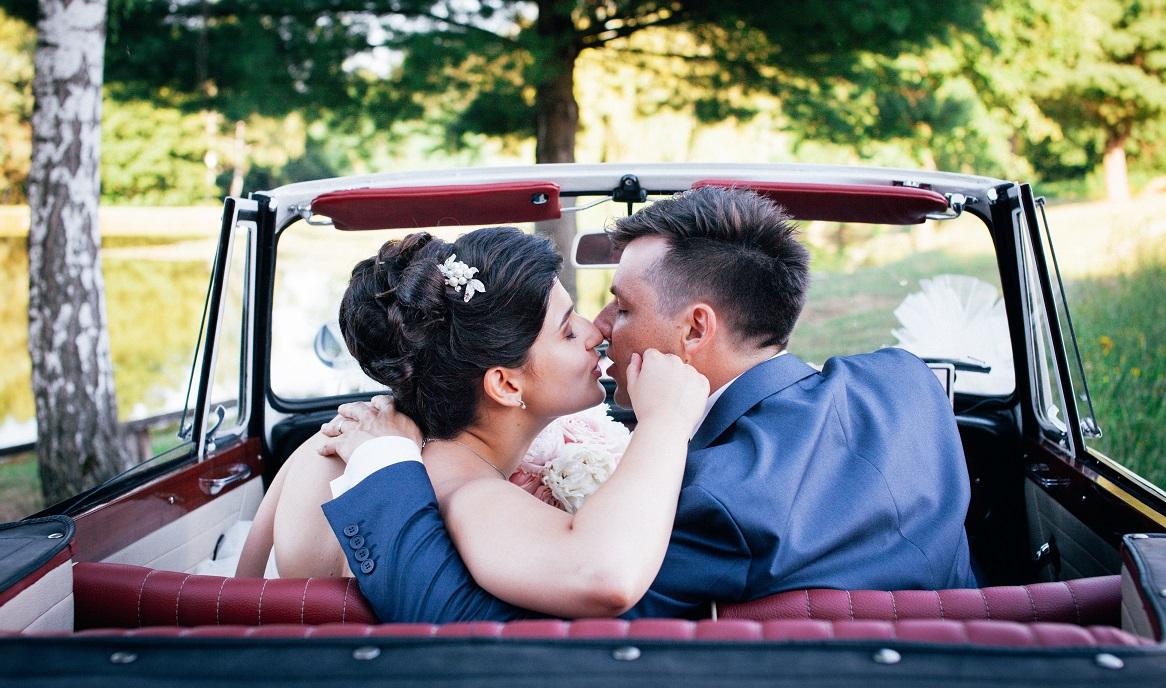Najina poroka – Lara in Tadej