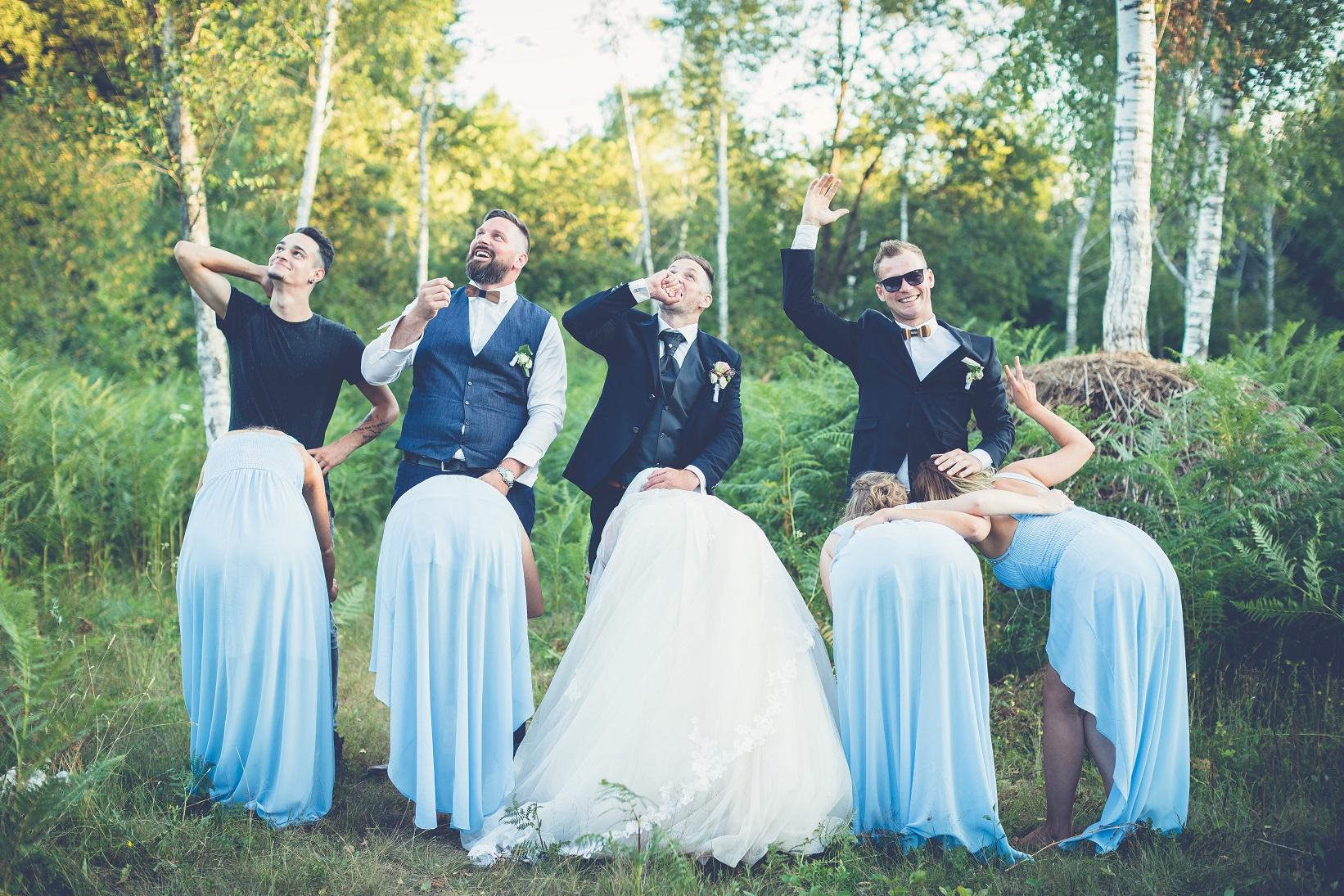 Najina poroka – Jasmina in Gregor