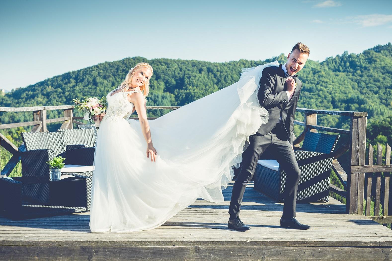 Najina poroka – Patricia in Jani